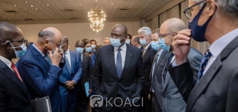 Côte d'Ivoire : Hamed Bakayoko rassure les entreprises françaises sur l'engagement du gouvernement à apporter des réponses dynamiques à leurs préoccupations