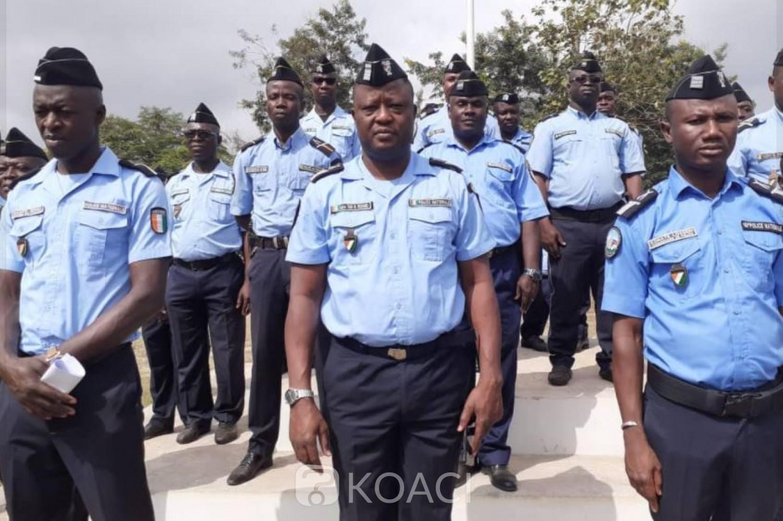 Côte d'Ivoire : Police nationale, pourquoi  le port règlementaire de la tenue claire assortie du bonnet de calot