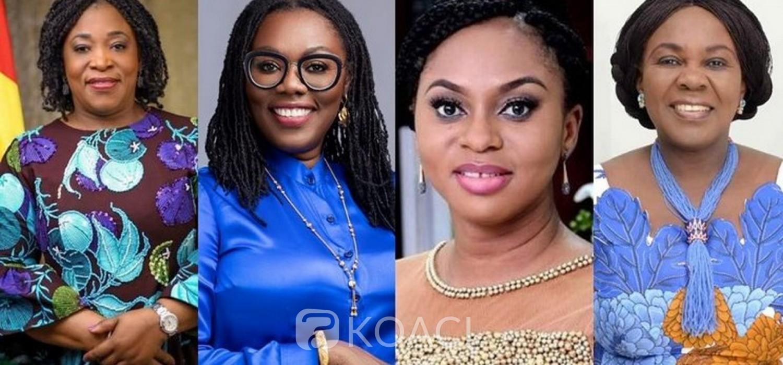 Ghana : Gouvernement réduit, 46 ministres dont 8 femmes, les caractéristiques