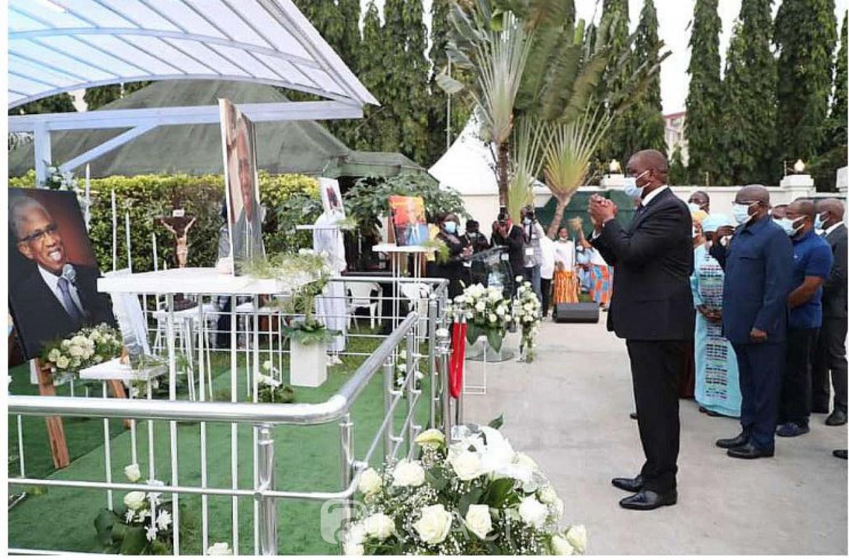 Côte d'Ivoire : Obsèques de Marcel Zady Kessy, l'Etat contribue à hauteur de 20 millions FCFA