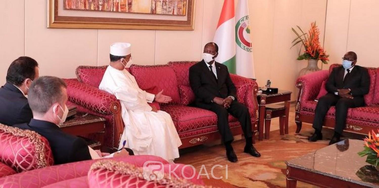 Côte d'Ivoire : Après une audience avec Ouattara, le Chef de la MINUSMA témoigne le courage des quatre soldats ivoiriens tombés au Mali lors de leur attaque