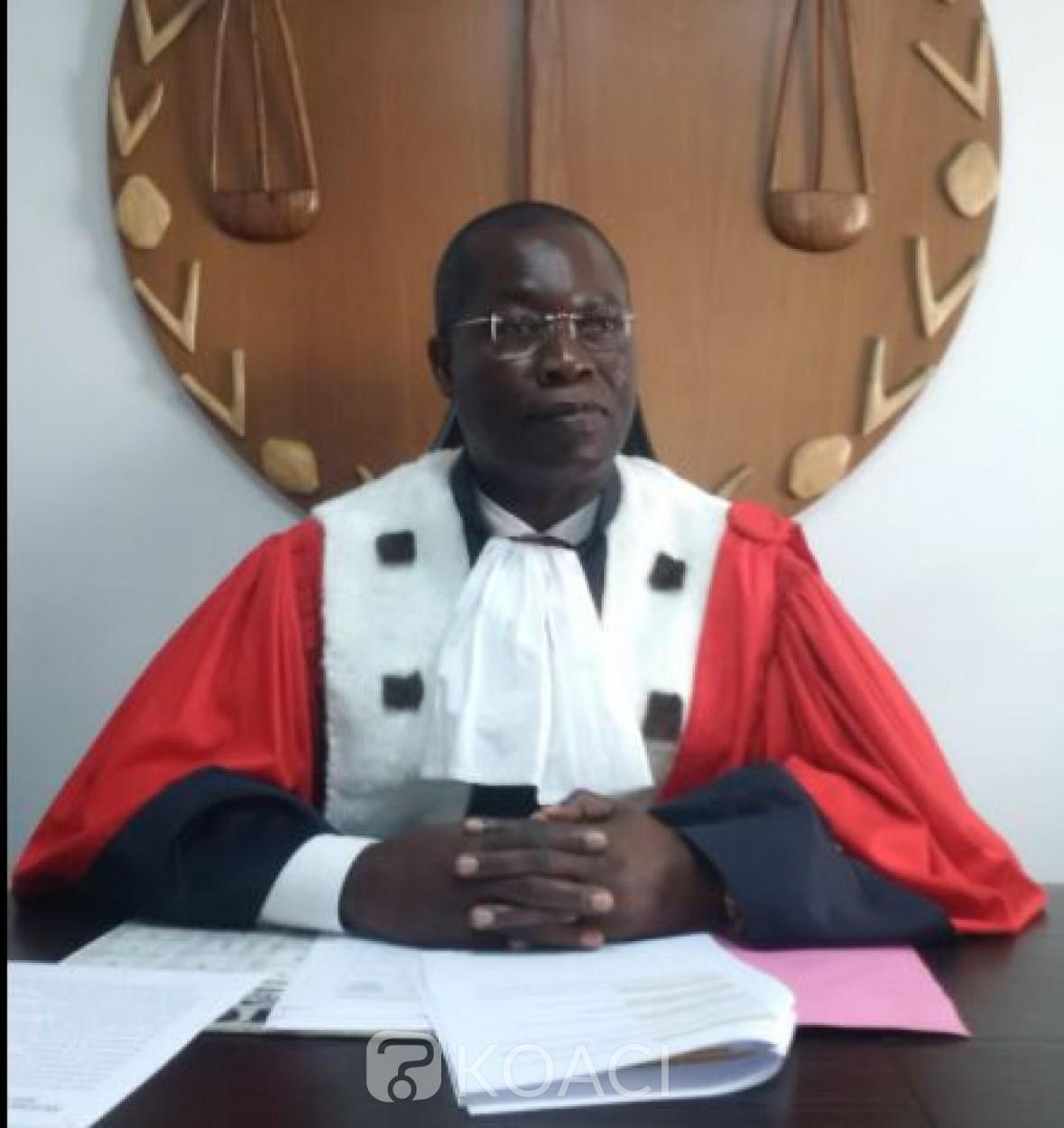 Côte d'Ivoire : Ange Kessi rappelle à tous ceux qui sont victimes de la barbarie des hommes en tenue de porter plainte, et rassure « ça ira quelque part »