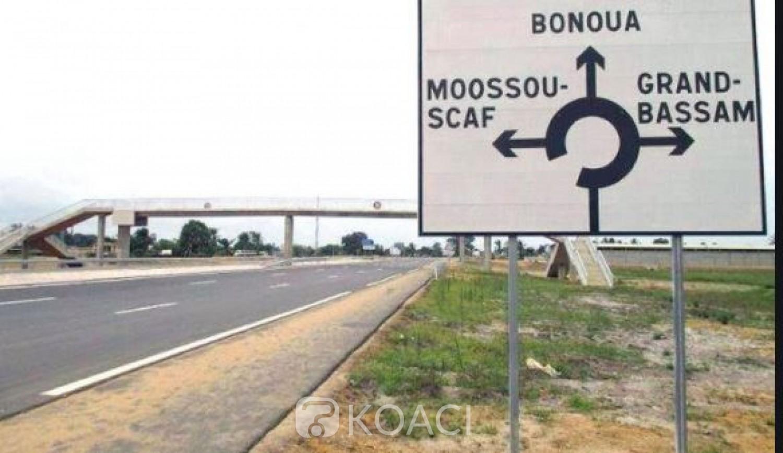 Côte d'Ivoire : Autoroute Abidjan - Grand-Bassam,  libération des emprises à compter du mardi 26 janvier et ce sur un mois