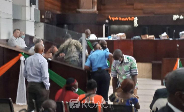 Côte d'Ivoire :    Tribunal, des incidents survenus à l'audience des italiens poursuivis pour trafic international de stupéfiants, la procédure renvoyée