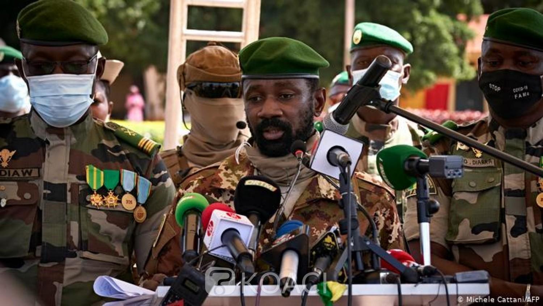 Mali : Dissolution du CNSP, organe mis en place par les militaires putschistes