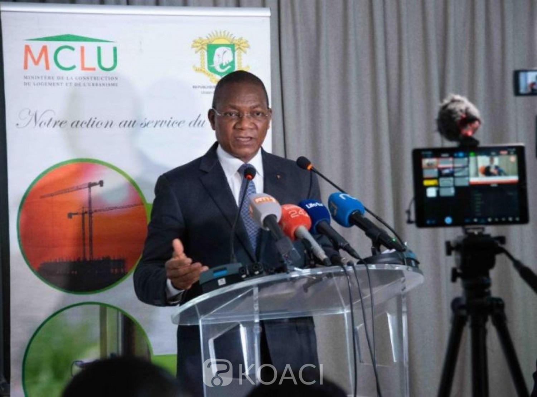 Côte d'Ivoire : « Affaire des quartiers précaires », les précisions du Ministre Bruno Koné Nabagné