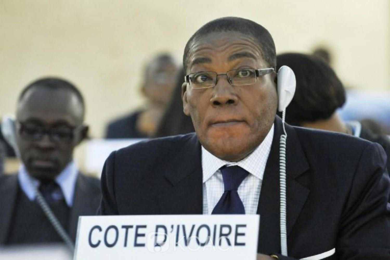 Côte d'Ivoire : Décès du Ministre  Guy Alain Gauze, ancien Représentant permanent de la Côte d'Ivoire à Genève en Suisse (proches)
