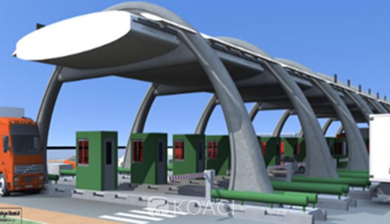 Côte d'Ivoire : Infrastructures  routières, voici les caractéristiques du poste à péage de Grand-Bassam dont l'inauguration est prévue d'ici trois mois