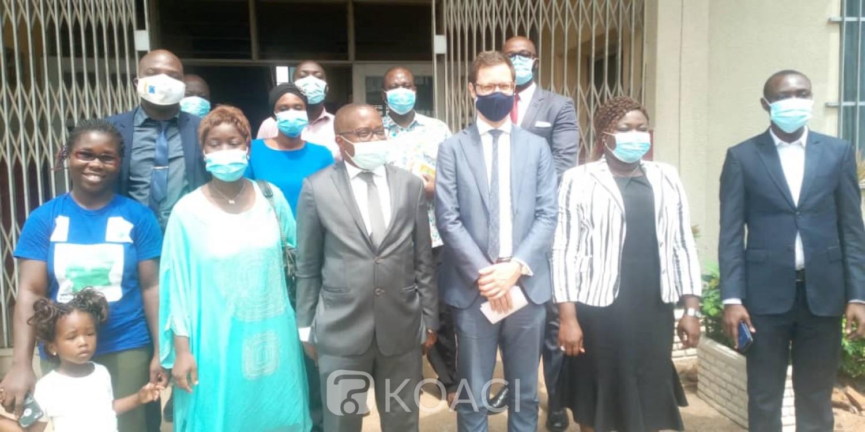 Côte d'Ivoire : À la fin de leur projet sur les prisons du Pays, l'ACT dresse un bilan satisfaisant