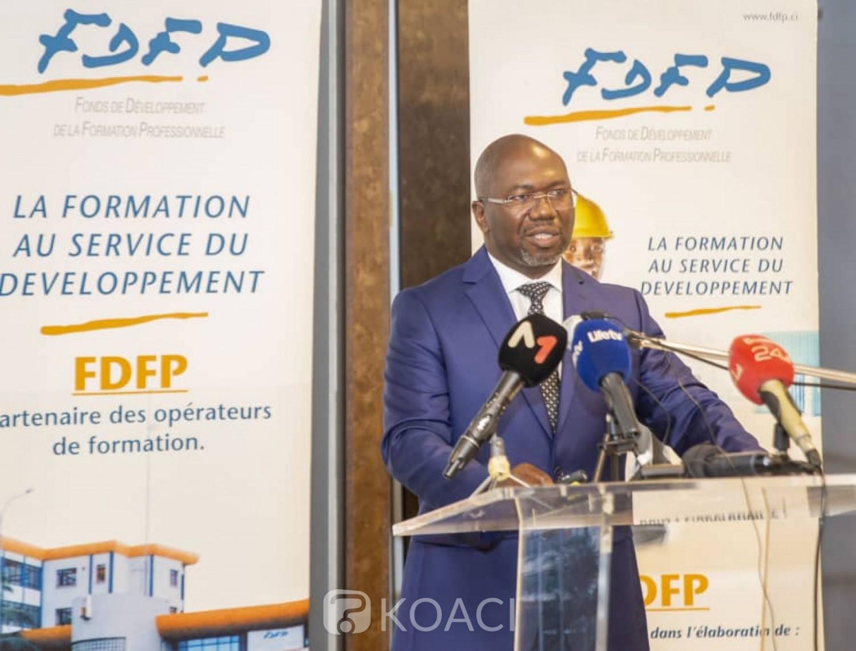 Côte d'Ivoire : FDFP, après 20 mois d'exercice, bilan de l'impôt