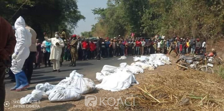 Cameroun : Quelles parts de responsabilités dans la collision qui a causé la mort de 53 personnes ?