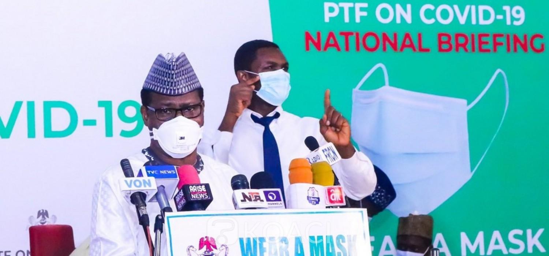 Nigeria :  Règlement sanitaire 2021 contre la Covid-19