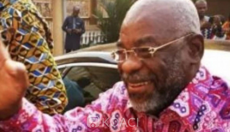 Côte d'Ivoire : Invité par le gouvernement à prendre part aux obsèques de Rawlings, fin des poursuites judiciaires contre Affi ?