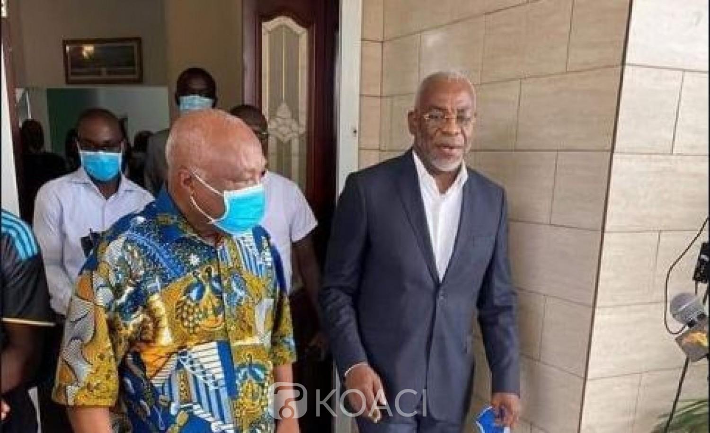Côte d'Ivoire : La  Guéguerre entre Affi et ses ex-camarades « GORS » s'exporte à la CEI, pour une affaire du sigle et des symboles du FPI