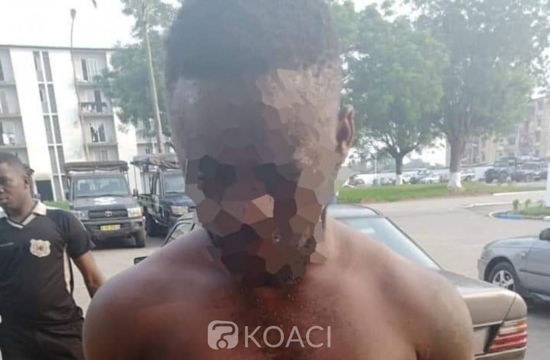 Côte d'Ivoire : Abobo, il se fait crever les yeux au cours d'une agression