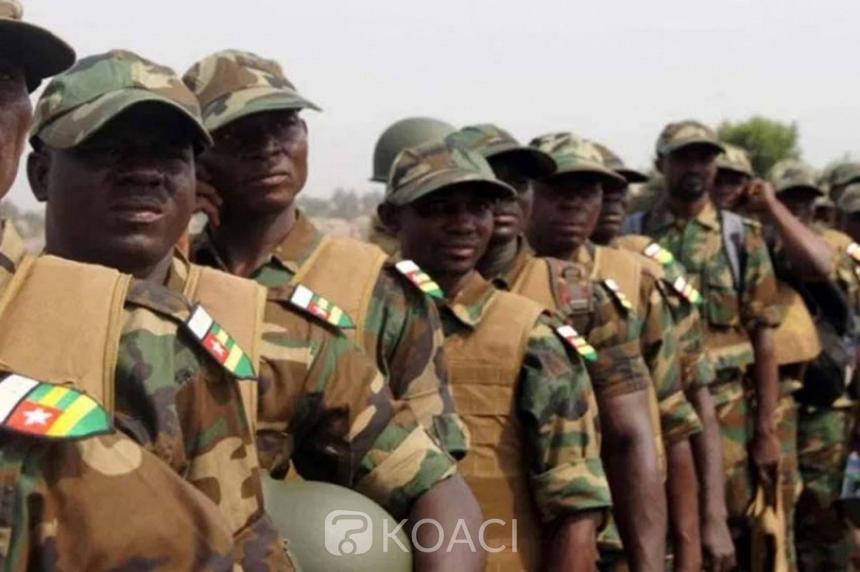 Mali : Trois soldats togolais blessés dans une attaque à l'engin explosif à Douentza
