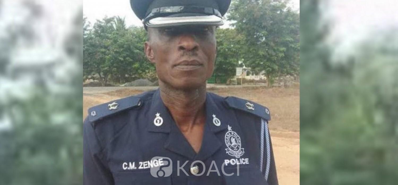Ghana : Un Commandant de police quitte le monde à Assini, une note de suicide retrouvée
