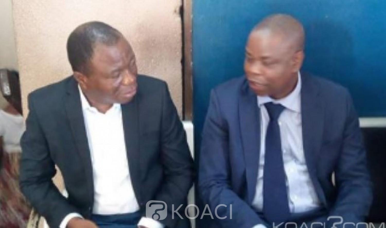 Côte d'Ivoire :    Législatives, Damana Pikas et Katinan Justin déclarés inéligibles par la CEI ont 8 jours pour contester cette décision devant le Conseil constitutionnel