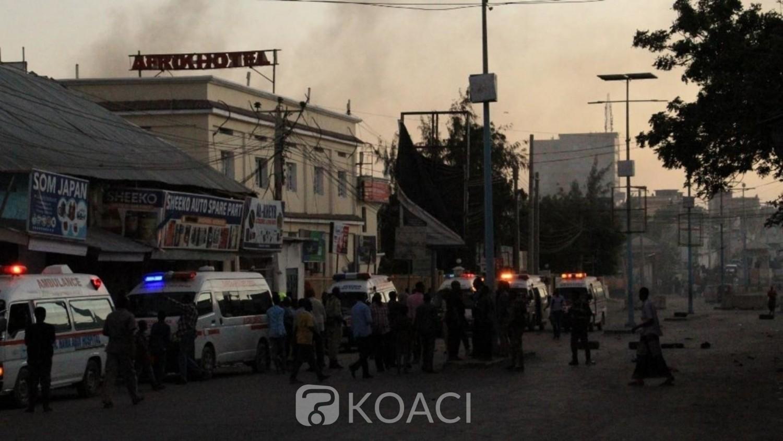 Somalie : Attaque meurtrière contre un hôtel à Mogadiscio, un général parmi les victimes