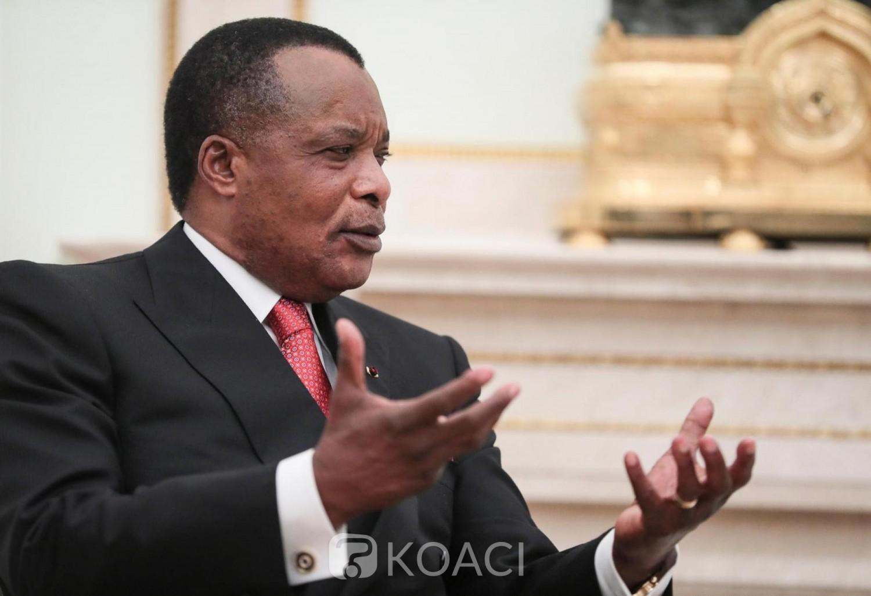 Congo : Présidentielle, Sassou Guesso en guerre sans une opposition à l'horizon