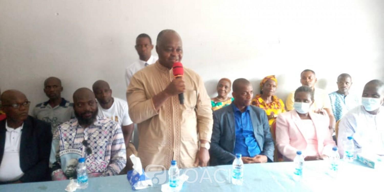 Côte d'Ivoire : Législatives 2021, pour Hubert Oulaye, l'opposition a plus de chance pour rafler la majorité des sièges