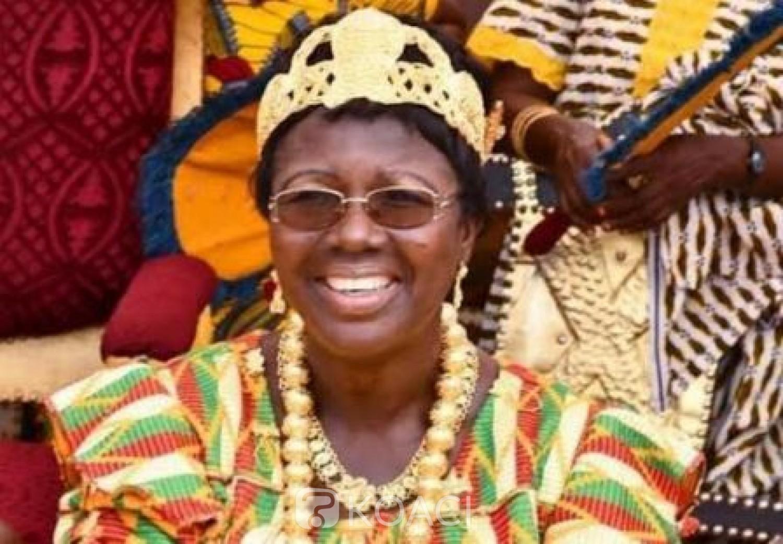 Côte d'Ivoire:    Adjoumani en deuil, décès de sa sœur Akoua Adayé, Reine mère du royaume brong
