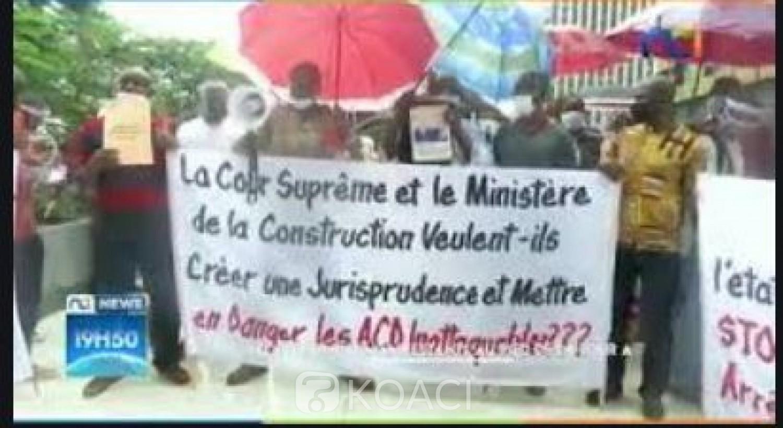 Côte d'Ivoire : Port Bouët, constructions anarchiques sur le site Abouabou Djigbo Kamon, le Ministère menace les auteurs de poursuites judiciaires