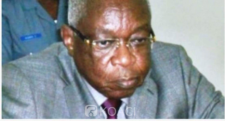 Côte d'Ivoire : Port Autonome d'Abidjan (PAA), décès du PCA Kanté Koly