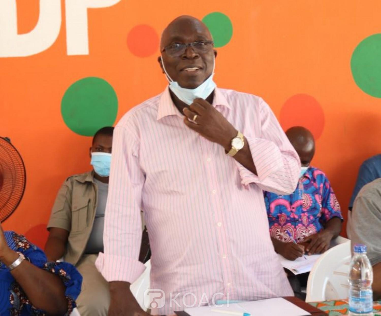 Côte d'Ivoire : Tactique politique à Toumodi, Brou lâche Bédié et rejoint Ouattara
