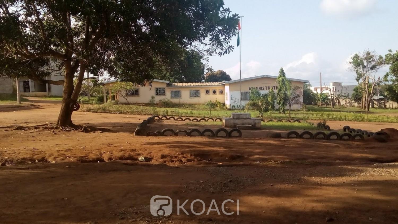 Côte d'Ivoire : Songon, un élève, porte main à un professeur, les cours suspendus pour une semaine