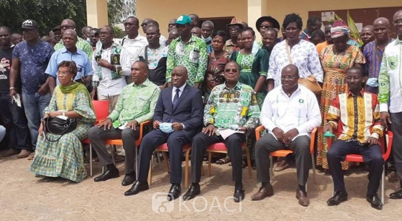 Côte d'Ivoire : Départ de René Brou du PDCI pour le RHDP, Allah Kouadio Remi : « Certaines personnes  ont d'autres ambitions donc vont  voir ailleurs »
