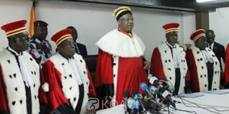 Côte d'Ivoire : Affaire fin du mandat du président du Conseil Constitutionnel, encore un faux débat !