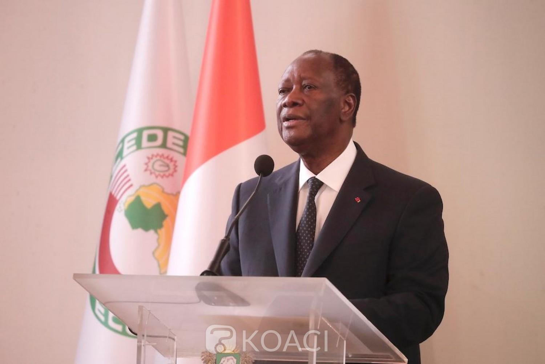 Côte d'Ivoire : Présentation de vœux, Ouattara s'engage à améliorer les conditions des FDS et salue le soutien de la communauté internationale