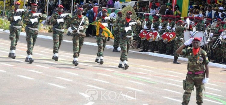 Togo : Des radiations dans l'Armée, changement à l'EFOFAT