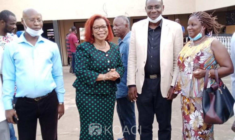 Côte d'Ivoire : Législatives 2021, Odette Lorougnon révèle les mésententes entre Gbagbo et Bédié pour les choix des listes communes