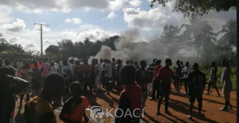 Côte d'Ivoire : Une quarantaine de jeunes de la Mé emprisonnés après la présidentielle, ont recouvré la liberté