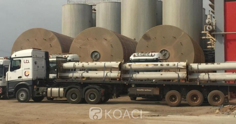 Burkina Faso : Transport de colis exceptionnels entre l'Angola, la Côte d'Ivoire et le Burkina Faso