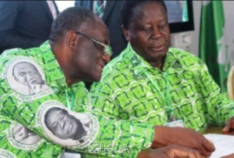 Côte d'Ivoire : Guikahué de retour aux affaires, Bédié envoie ses « soldats » en tournée d'explications  auprès des militants