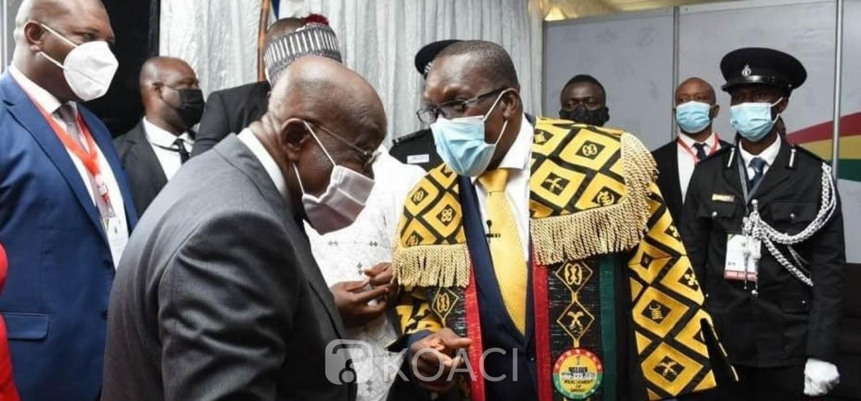 Ghana :  Covid-19 au parlement, 15 députés testés positifs, répercussion