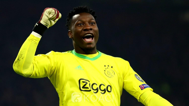 Cameroun : Suspendu un an pour dopage, l'international camerounais André Onana va faire appel au TAS
