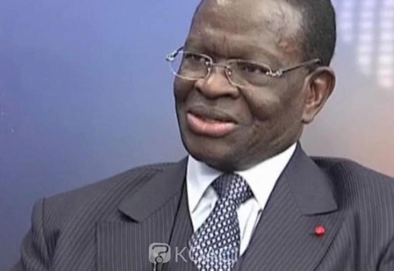 Côte d'Ivoire : Décès de Laurent Dona Fologo, ancien ministre et président du conseil économique et social à 81 ans (proches)