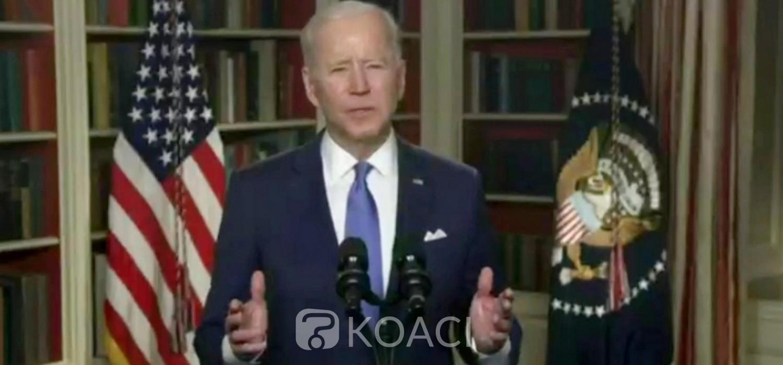 Afrique-USA :  Biden s'engage pour un partenariat avec l'Afrique