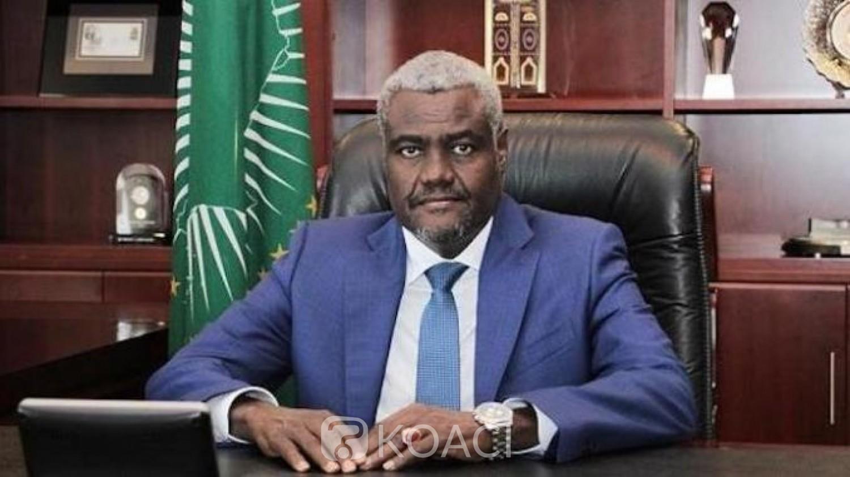 Afrique : Le tchadien Moussa Faki réélu à la tête de la commission de l' UA pour quatre ans