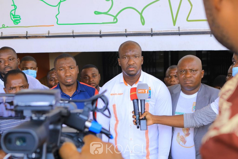 Côte d'Ivoire:    Législatives, la jeunesse estudiantine du RHDP se mobilise pour la victoire des candidatures du parti