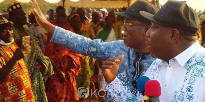 Côte d'Ivoire : Diabo, Watchard Kedjebo se retire et soutien la candidature du RHDP pour l'essor du Gblo