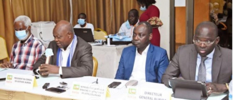 Côte d'Ivoire : Le BURIDA va faire sa mue, un artiste qui se comporte mal sera viré, prévient  Tiburce Koffi
