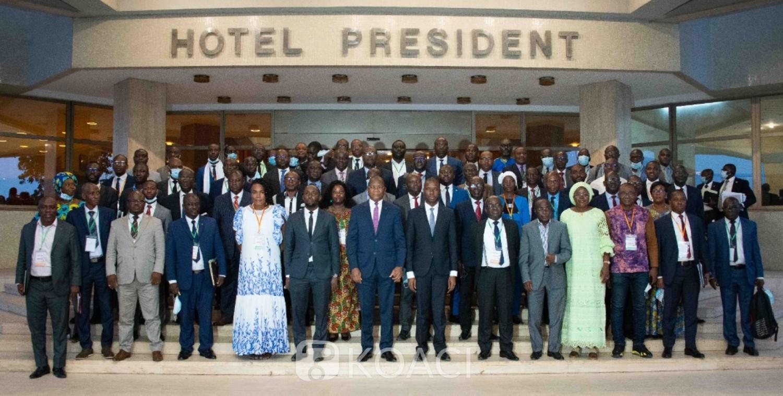 Côte d'Ivoire : Ministère de la Construction du Logement et de l'Urbanisme, un séminaire pour repartir du bon pied