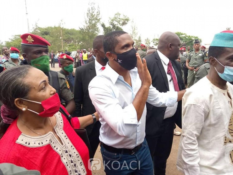 Cameroun : Quête d'une stature politique, Samuel Eto'o suscite la polémique