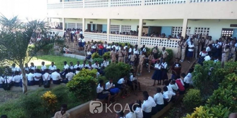 Côte d'Ivoire : Grand-Lahou, décès d'un élève à la suite d'une bagarre rangée entre deux syndicats