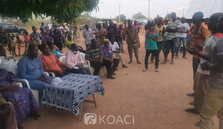 Côte d'Ivoire : Législatives 2021 dans le Bounkani, des proches d'un  candidat portent de graves accusations contre les cadres RHDP
